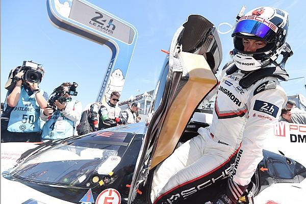 WEC Últimas notícias Lotterer: saída da Porsche da LMP1
