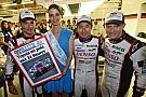 勒芒24小时耐力赛 勒芒24小时排位赛:丰田锁定第一排,小林可梦伟创下历史最快单圈