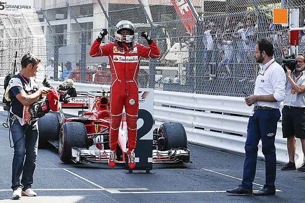 Formel 1 Fotostrecke Die schönsten Fotos vom F1-GP Monaco 2017 in Monte Carlo: Sonntag