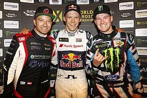 World Rallycross Race report WRX Barcelona: Kalahkan Scheider, Ekstrom juarai seri pembuka