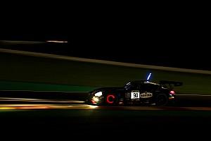Blancpain Endurance Raceverslag 24 uur Spa - Uur 15: Mercedes leidt bij het ochtendgloren