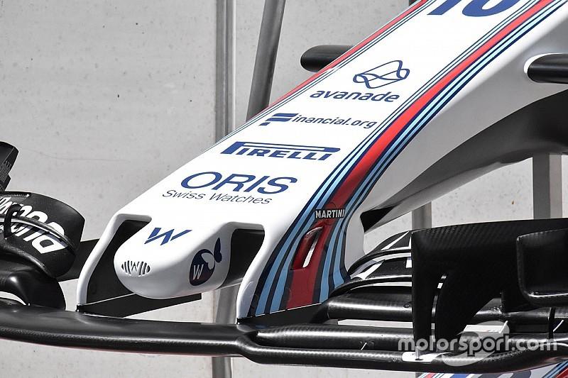 Spielberg: Williams mit großem Update für Formel-1-Saison 2017