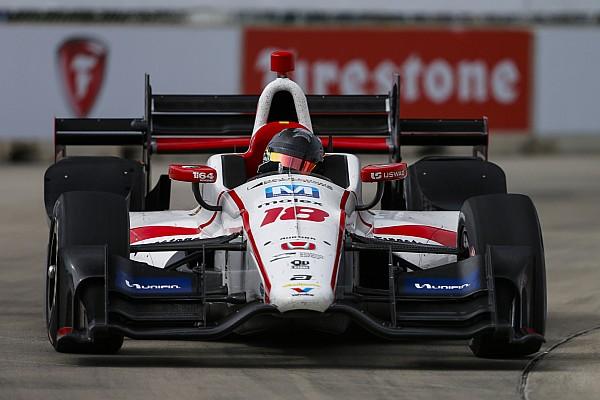 Gutierrez maakt IndyCar-seizoen af bij Coyne