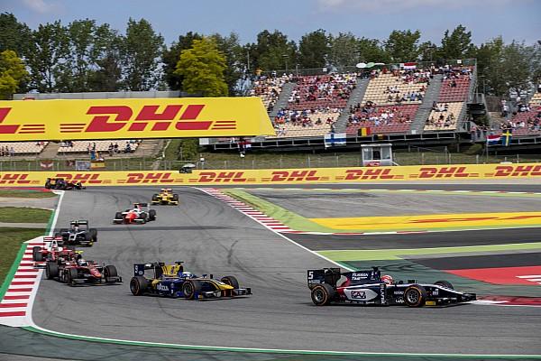 FIA F2 F2 boss reveals details of 2018 car