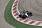 Russian GP: Bottas fends off Vettel to take maiden F1 win
