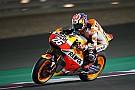 """MotoGP Pedrosa: """"Sería bueno tener un poco más de velocidad punta"""""""