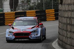 Vernay-győzelem Makaóban, Michelisz sérült autóval az 5.