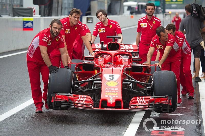 Nach Pleiten-Wochenende: Maurizio Arrivabene verteidigt das Ferrari-Team