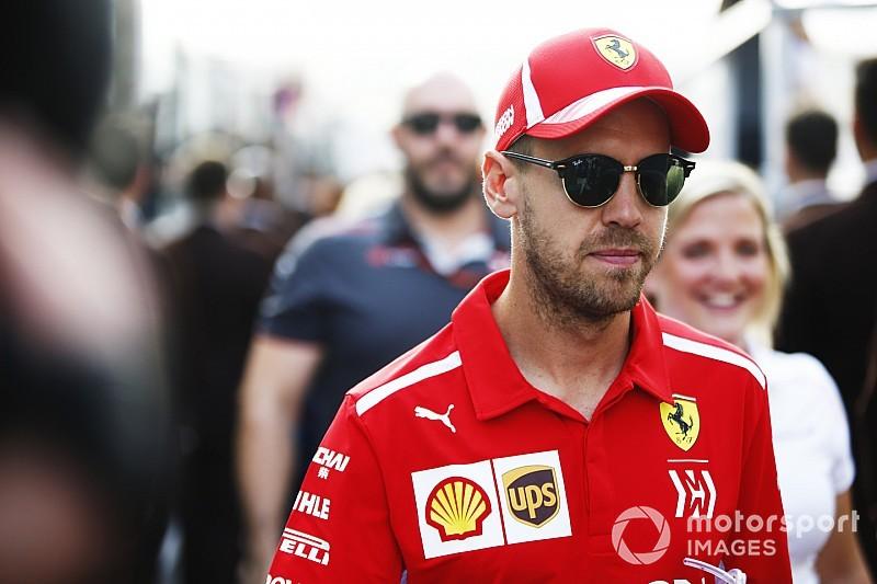 Voormalig Ferrari-teambaas stelt: Vettel heeft rust in het hoofd nodig
