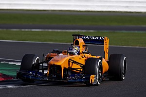 Ticktum completes prize McLaren F1 run at Silverstone