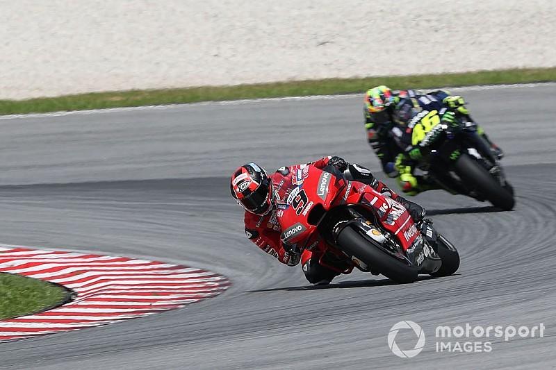 Ducati bezet top-vier op laatste dag van MotoGP-test in Sepang