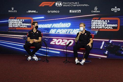 Grosjean ve Magnussen finansal sebeplerle Haas'tan ayrılmak zorunda kalmışlar