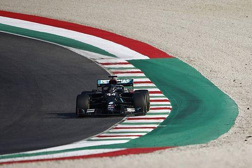 GP de Toscane : les meilleurs tours en course
