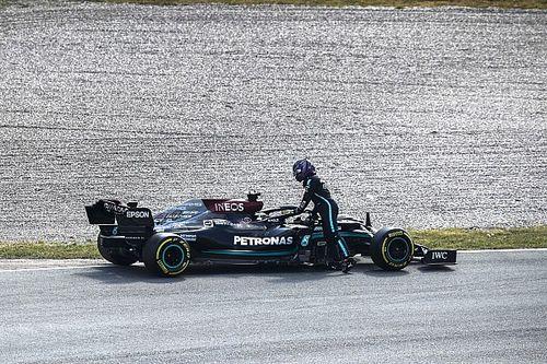Hamilton se apoyará en Bottas tras su problema en la FP2