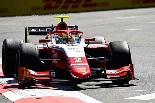 F2 Sochi: Piastri arka arkaya üçüncü kez pole pozisyonunda!