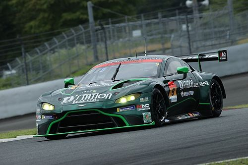 Aston Martin's Thiim forced to miss Super GT opener