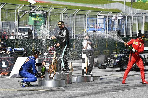 【動画】2020年F1開幕戦オーストリアGP決勝ハイライト
