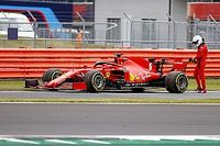 Ferrari changes engine on both F1 cars after Vettel failure