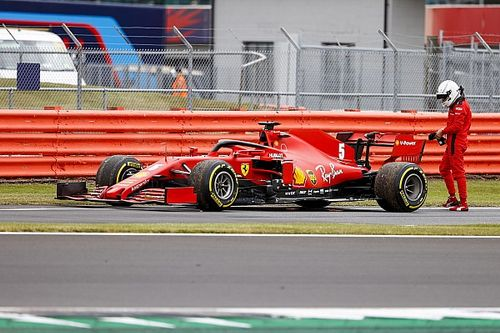 A Ferrari megerősítette: hibás volt Vettel karosszériája, újat kap a Spanyol Nagydíjra