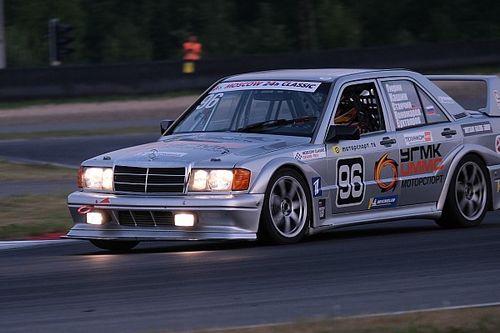 Экипаж с главой «Моторспорт.ТВ» стал вторым в 24-часовой гонке классических машин