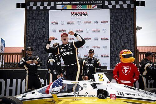 IndyCar: Newgarden e Penske vincono a Mid-Ohio