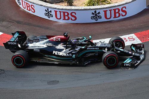 هاميلتون ينتقد سعي الفورمولا واحد لزيادة أوزان السيارات