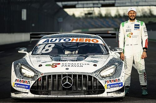 Paffett set to miss opening two DTM races due to FE clashes