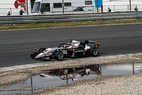 F. Regional: Saucy domina a Zandvoort, Minì sempre a podio