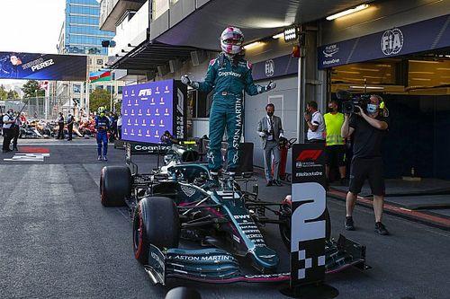 """Vettel : """"Poursuivre sur cette lancée"""" avec Aston Martin"""
