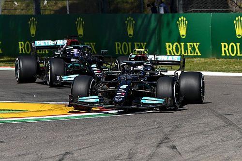 Nach Imola: Die Qualifying-Duelle der Formel-1-Saison 2021
