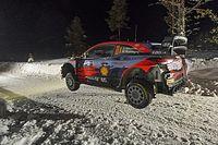 Thierry Neuville vise la deuxième place en Finlande
