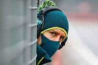 Aston Martin ve a Vettel con un estilo menos extremo que Pérez