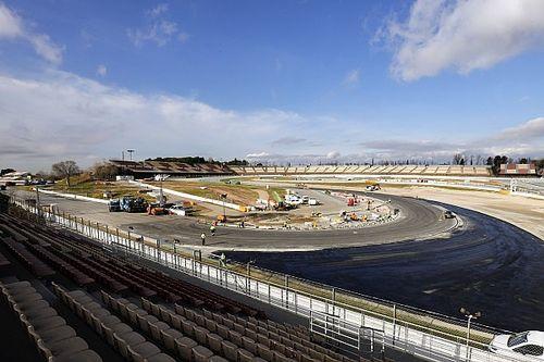Норрис раскритиковал новую конфигурацию трассы в Барселоне