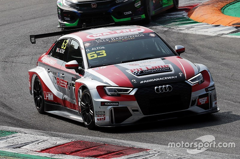L'Audi RS 3 LMS vince il premio TCR Model of the Year 2018
