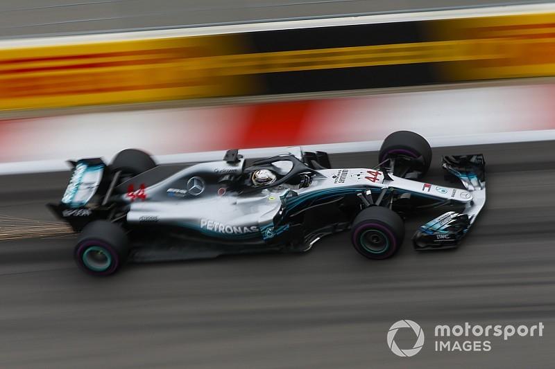 Sochi, Libere 3: le due Mercedes davanti e la Ferrari è staccata con Vettel