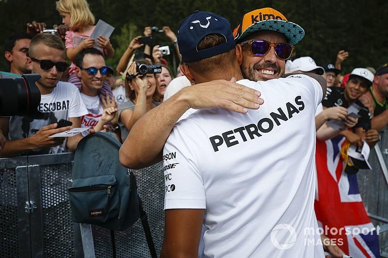 Versenyzői portrék a Belga Nagydíjról: Vettel, Alonso, Räikkönen, Hamilton...