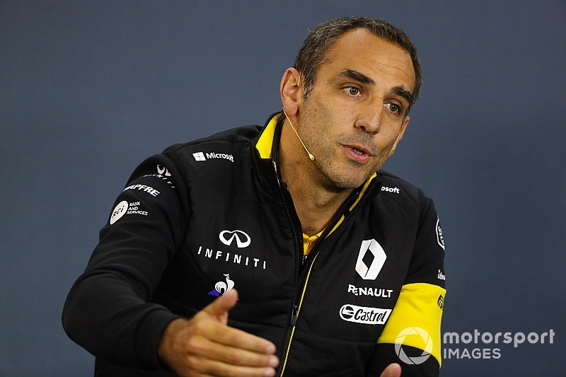 Renault: Ricciardo hat Honda-Lobhudeleien nicht geglaubt
