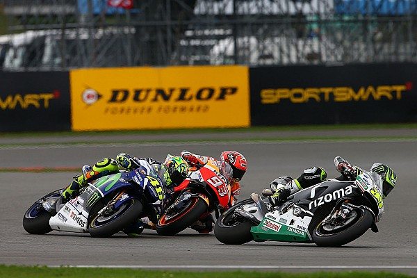 Crutchlow: Rossi ve Marquez ile savaşmak