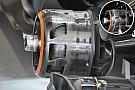 Технический брифинг: тормозные воздуховоды McLaren MP4-31