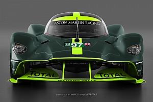 Формула 1 Топ список Галерея: оберіть ліврею для Aston Martin Valkyrie
