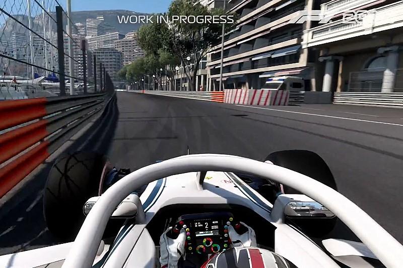 El videojuego oficial de la F1 2018 ya tiene carátula