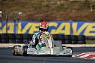 Kart El debut de Vidales en el europeo de KZ2 se salda con abandono