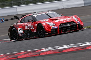 Super GT Race report Fuji Super GT: Nissan denies Lexus home win
