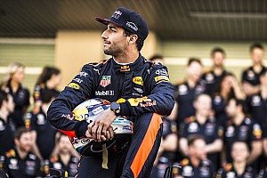 Formula 1 Breaking news Ricciardo admits