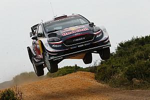 WRC Résumé de spéciale ES1 - Ogier premier leader en Italie