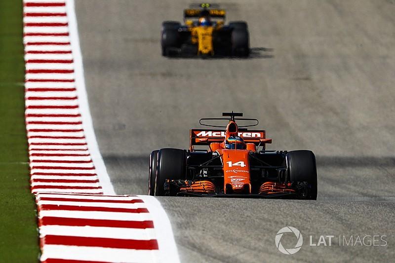 Alonso potrebbe avere l'ultima specifica del motore Honda in Messico