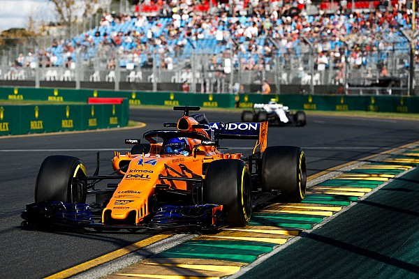 Formula 1 Breaking news Alonso says McLaren's qualifying pace
