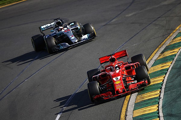 Formula 1 Hamilton ungkap alasan kendurkan tekanan lawan Vettel