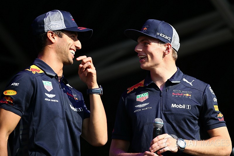 Red Bull хоче підтвердити контракт із Ріккардо до літньої перерви