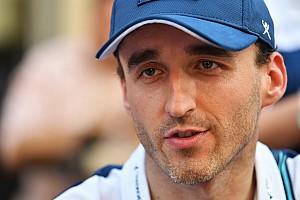 Resmi: Kubica, Williams'ın yedek pilotu oldu!
